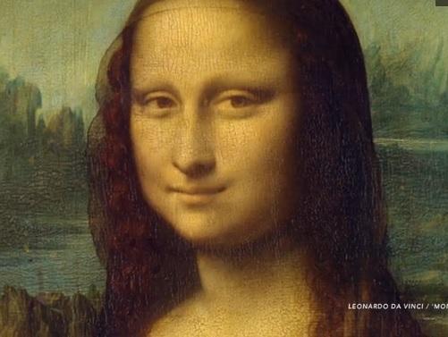"La Gioconda o ""Mona Lisa""."