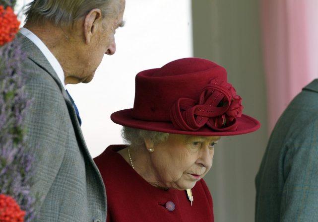 La reina Isabel II de Inglaterra. (Foto: La Información)