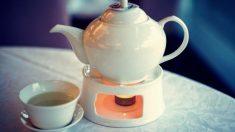 La hora del té ha llegado