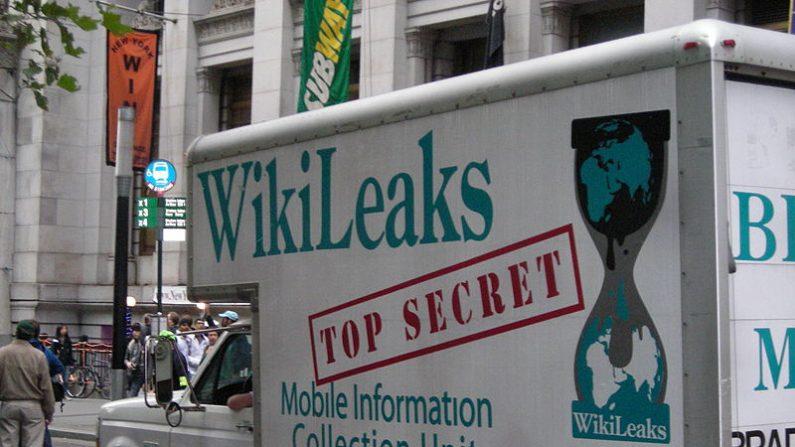 Wikileaks filtra correos del director de la CIA. (Wikimedia Commons)