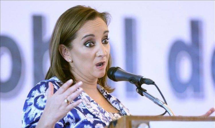 La canciller mexicana, Claudia Ruiz Massieu. EFE/Archivo vía usahispanicpress.com