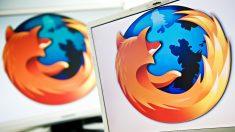 Firefox, seguido de Google Chrome ahora es el segundo navegador más usado