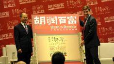 Las personas más ricas en China tienen vínculos con el Partido Comunista