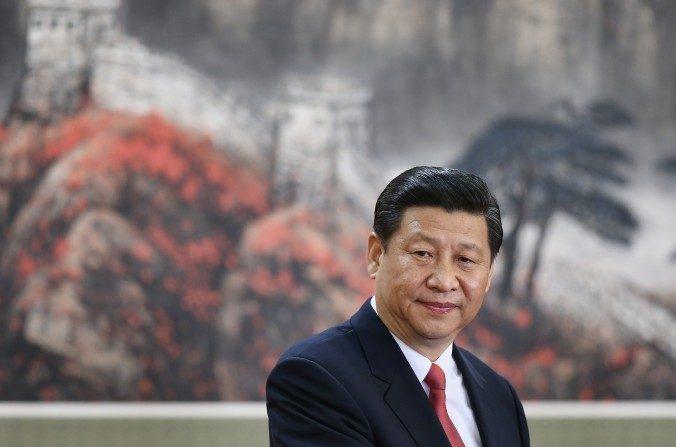 Xi Jinping, cabecilla del régimen chino. (Feng Li / Getty Images)