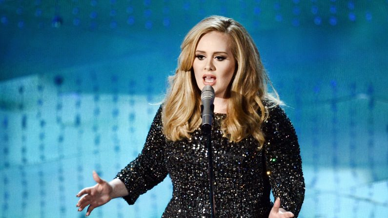 La cantante británica Adele. (Foto: Kevin Winter/Getty Images)
