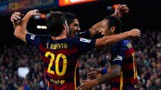 Real Madrid, Celta de Vigo y Barcelona, lideran la tabla de posiciones de la liga BBVA
