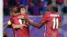 Liga de Campeones: Aplastante victoria del Atlético Madrid