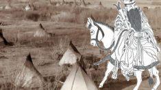 Personajes similares en la cultura nativa americana y la antigua China