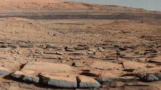 Curiosity ofrece más evidencias de antiguos lagos en Marte