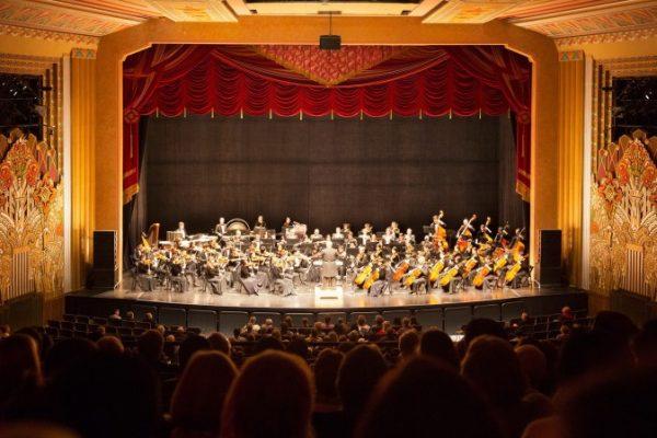 Orquesta Sinfónica de Shen Yun termina su gira en Providence