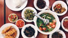 El yin y yang en la comida china y la teoría de los cinco elementos