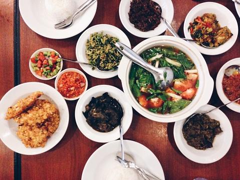 Detrás de un plato chino existe toda una cultura y sabiduría ancestral, la comida es un acontecimiento. Foto: Denise Widjaja / EyeEm Getty Images