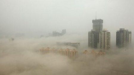 Beijing decreta su segunda alerta roja por contaminación del aire