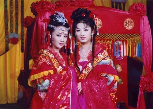 Escena de un drama histórico chino (Cortesía de NTDTV)