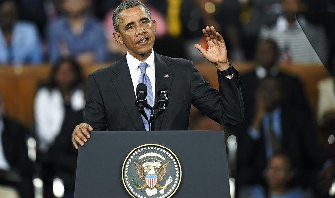 El presidente Barack Obama. (CARL DE SOUZA/AFP/Getty Images)