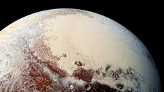 NASA muestra simulación de aterrizaje en Plutón