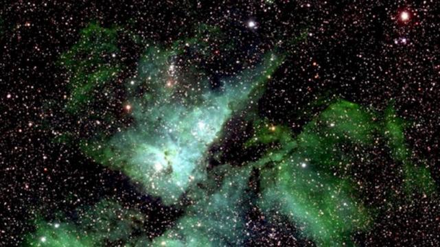 Revelan la foto de la Vía Lactea de 46.000 millones de píxeles