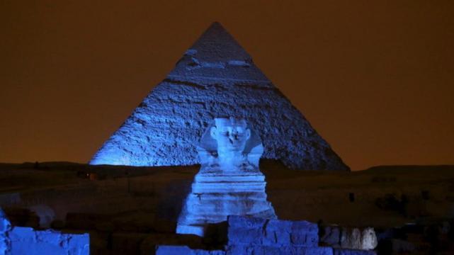 Usarán rayos cósmicos dentro de las pirámides de Egipto
