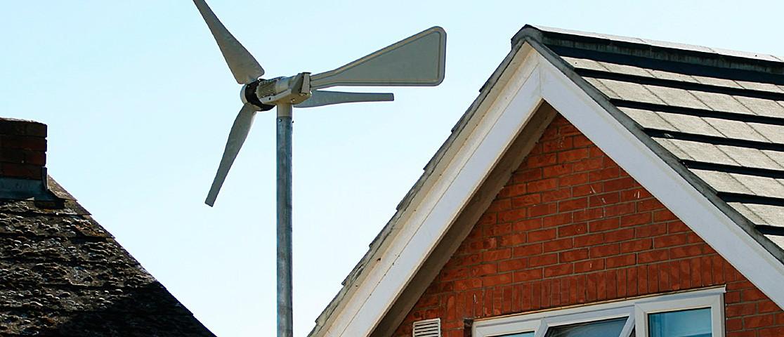 Saba que poda tener un generador elico propio en el techo de su saba que poda tener un generador elico propio en el techo de su casa altavistaventures Images