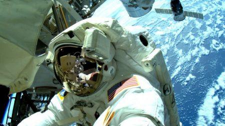 ¿Cómo celebran Thanksgiving desde el espacio? (+VIDEO)