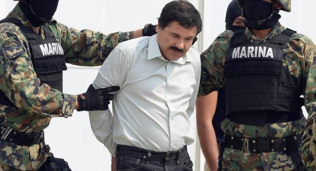 El 'Chapo' Guzmán. (ALFREDO ESTRELLA/AFP/Getty Images)