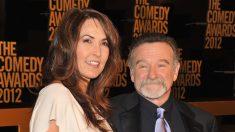La esposa de Robin Williams revela el motivo de su suicidio