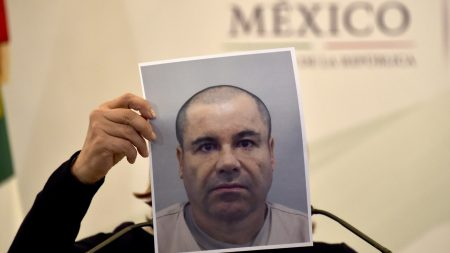 """Chapo"" Guzmán, vinculado a las FARC: Panamá"