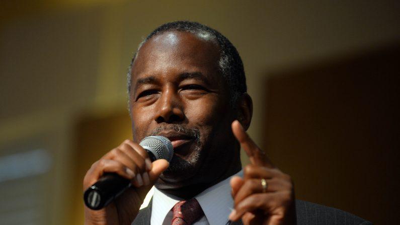 Ex candidato presidencial republicano Ben Carson (Darren McCollester/Getty Images)