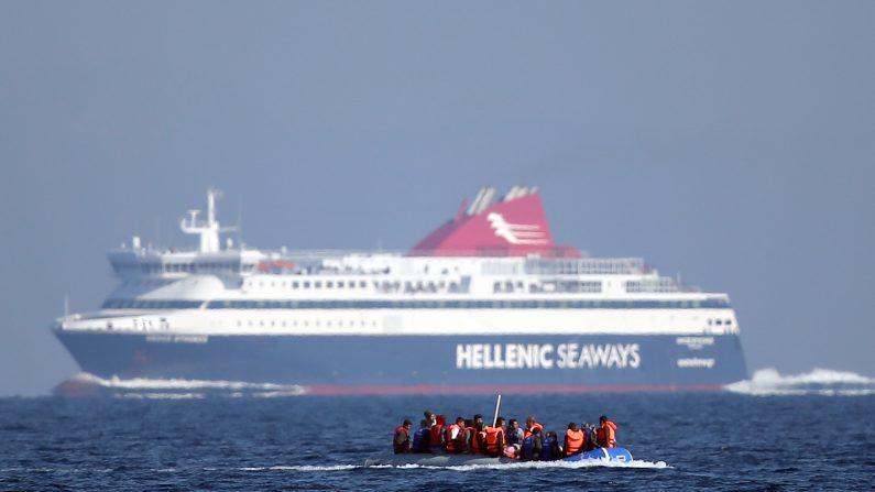 Suspenden búsqueda de mujer que cayó de crucero cerca de Cuba.  (Carl Court/Getty Images)