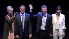 Se realizó el debate presidencial en Argentina de cara al ballottage