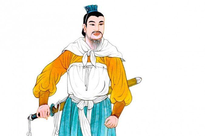 Han Xin, un brillante estratega proveniente de una familia pobre ((Blue Hsiao/La Gran Época)