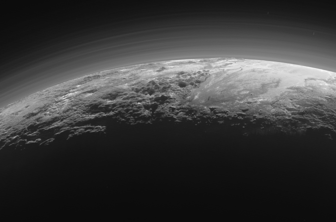 The best shot yet of Pluto. (NASA/JHUAPL/SwRI)