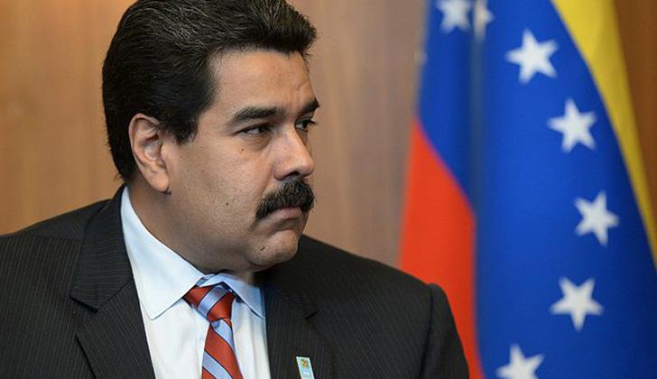 Nicolas Maduro, Mandatario de Venezuela (LaRed21)