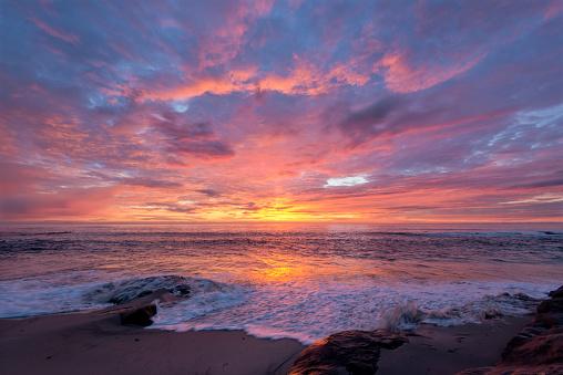 """""""Un océano es el receptáculo de los deltas de muchos ríos, y es amplio y vasto"""" Foto: Getty Images"""