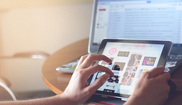 Pinterest que está ofreciendo ya la app para los celulares, además de una versión web, afirma que su sistema será sumamente beneficioso para los anunciadores, que tendrán de este modo un canal directo para ofrecer sus productos. (Pixabay)