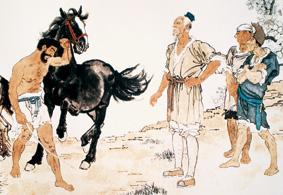 Una persona es responsable por sus palabras y su conducta, porque los dioses conocen los pensamientos y comportamientos de todos (Foto: www.chinatoday.com.cn)