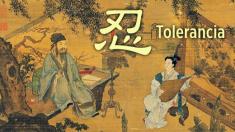 Carácter chino 忍 Ren: los secretos de la tolerancia