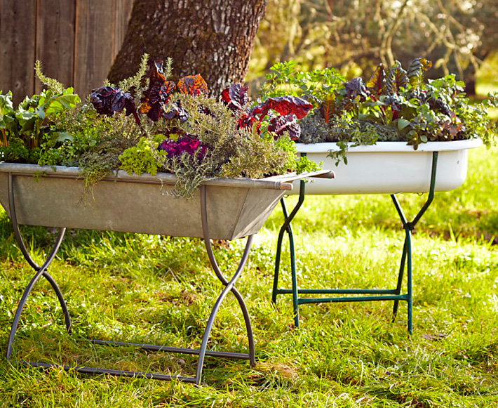 5 ideas geniales para tener el jardín que siempre soñaste reciclando lo que tienes en casa