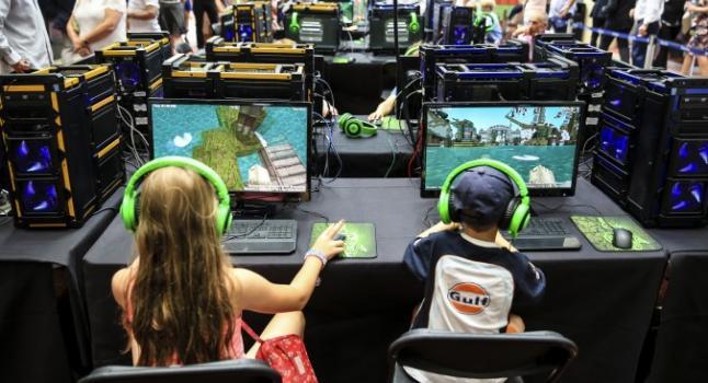 Los padres no deben temer a los videojuegos