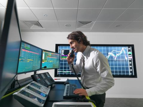 Bolsa de valores (Getty Images)