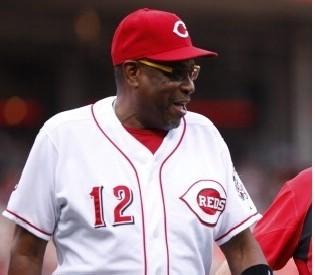 Pitcher Jim O'Toole (Photo by Joe Robbins/Getty Images)