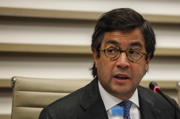 El president del BID Luis Alberto Moreno (Photo by Vanessa Carvalho/NewsFree/Getty Images)