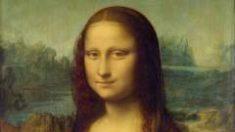 ¿La Mona Lisa tiene dos caras?