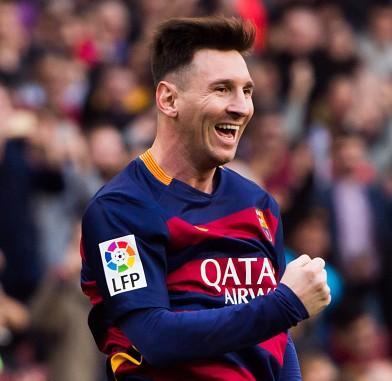 Lionel Messi, del FC Barcelona, nuevamente está nominado a ser el mejor jugador de Europa. (Atsushi Tomura/Getty Images)