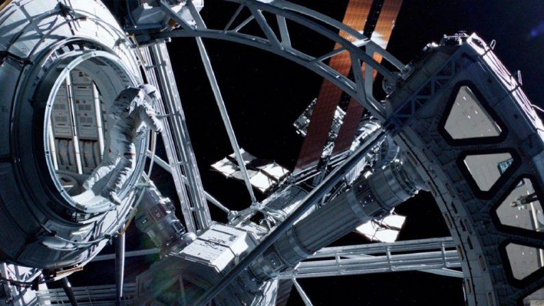 NASA debe crear su primer hábitat de espacio profundo para 2018. (20th Century Fox)