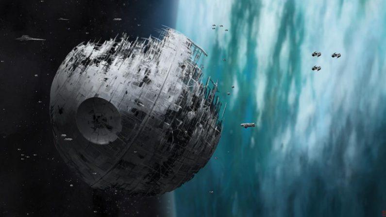 No sería necesario recurrir a mano de obra esclava ni utilizar materiales traídos de toda la galaxia, la NASA prevé utilizar un asteroide para la causa.