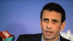 """Noticias de última hora: Capriles piensa que el aumento de salario que anunció Maduro es una """"estafa"""""""