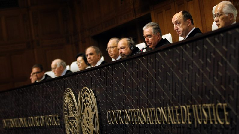 (Photo credit should read BAS CZERWINSKI/AFP/Getty Images)