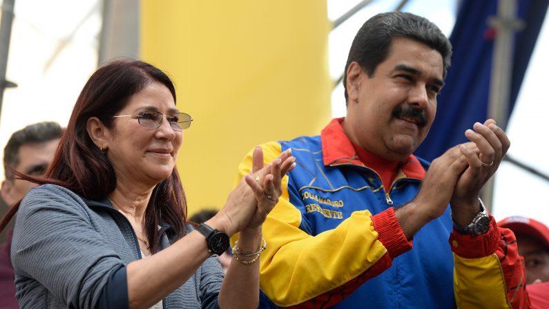 (Photo credit should read FEDERICO PARRA/AFP/Getty Images)