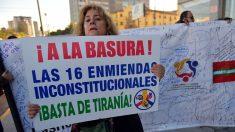 Enmiendas constitucionales entran a debate definitivo en Ecuador en medio de protestas